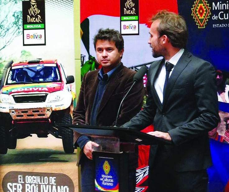 Helicópteros apoyarán en la seguridad del Rally Dakar - Diario Pagina Siete