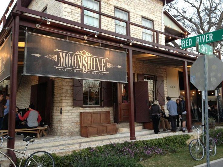 Moonshine Patio Bar U0026 Grill   Downtown Austin   Austin, ...