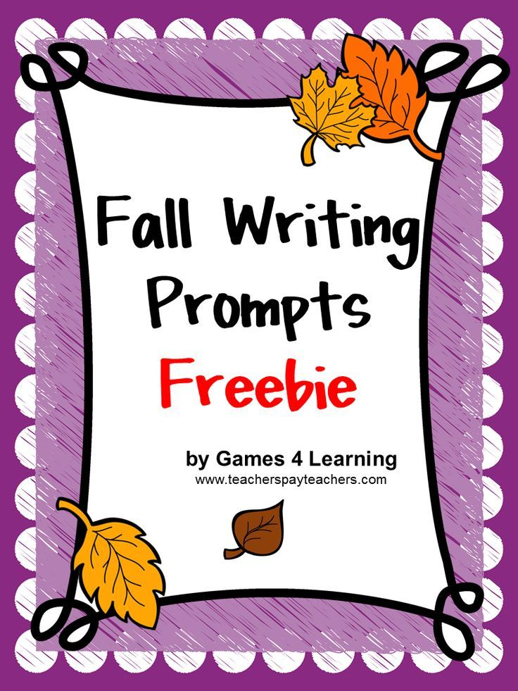 fall writing topics 'what can i write about' if you've ever done writing with young children, you've probably heard this question more than a few times it's this very question that leads many parents and teachers to hunt for daily writing prompts each day they put a prompt on the board and expect each child to.