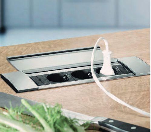 Enchufe cocina con tapa #fabricantes #cocina