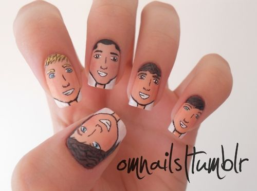 one direction funny captions1D Nails, Nails Art, 1Dnail, Fashion Style, Beautiful, One Direction Nails, One Direction Funny, Painting Nails, Onedirection
