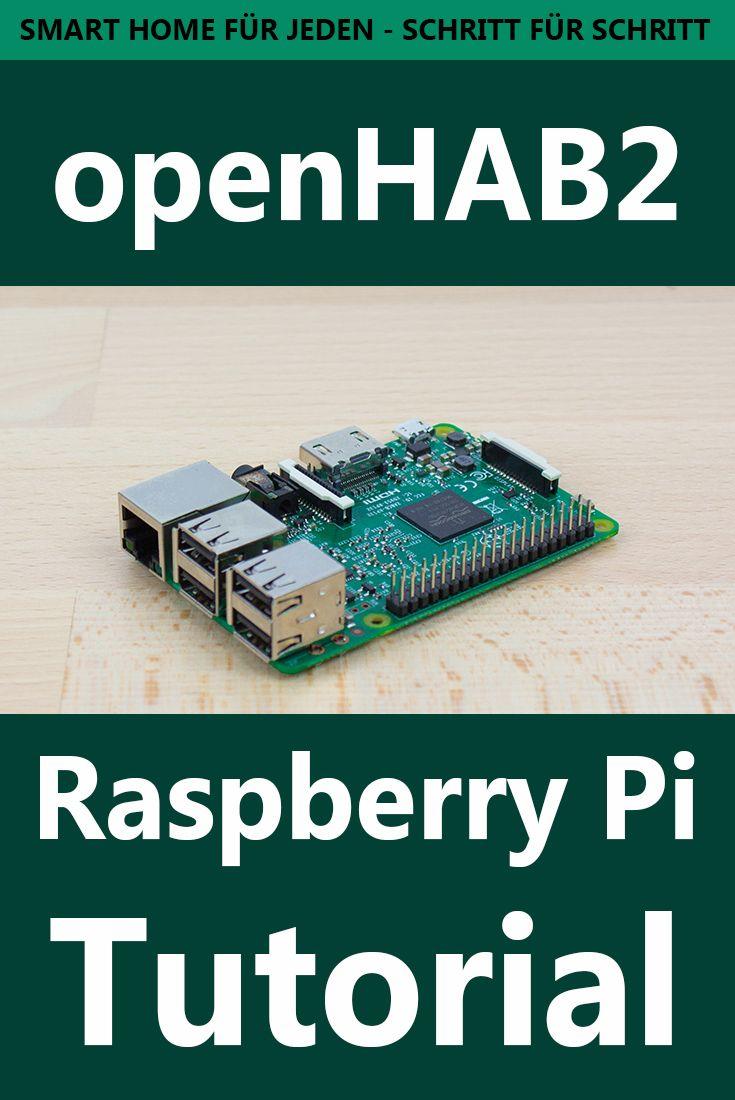 openHAB 2 auf dem Raspberry Pi installieren – openHABian – openHAB – Smart Home …