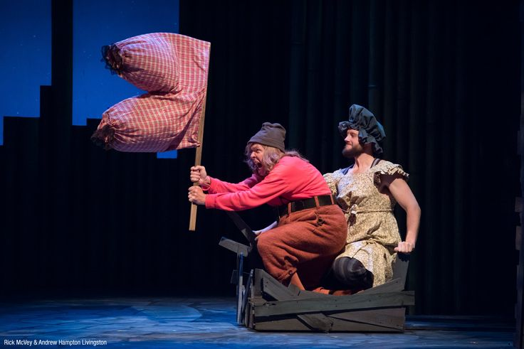 Peter and the Starcatcher   Shows at Barter Theatre: The State Theatre of…