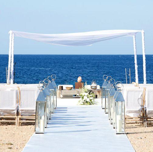 Wedding At La Escollera Ibiza Als Dat Geen Bijzonder Huwelijk Gaat Worden