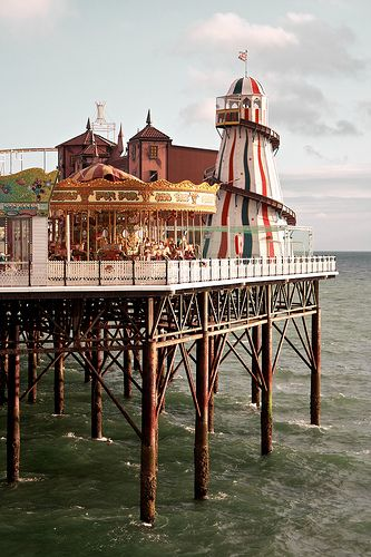 Brighton, England #travel #places