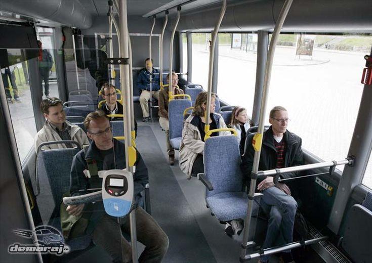 Общественный транспорт (смешная история)