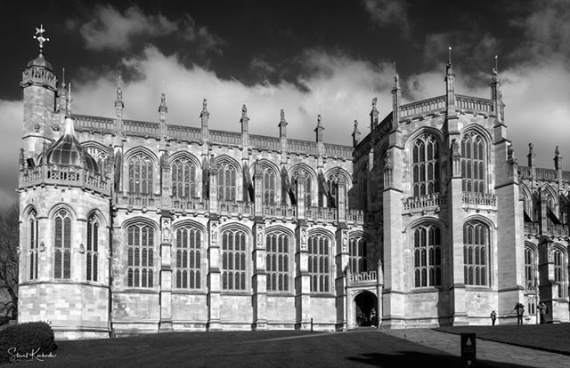 St George's Chapel  #windsorcastle #windsor #stgeorgeschapel #weallshootphotos #brummie_gems #igersbirmingham #brumbloggers #BigOnBrum #xt2 #xphotographer #xseries #mirrorlessgeeks
