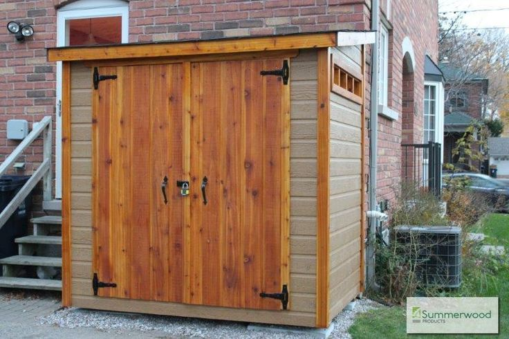 lean to shed|shed against house|small leaning shed|small cedar shed kit