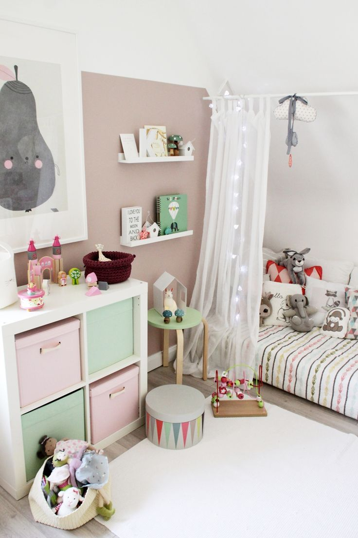 1000+ images about kinderzimmer in pastell / pastel color room on