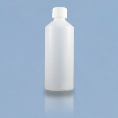 A large opaque 500ml HDPE Bottle 28mm Wadded Cap which comes with a 28mm wadded cap in various colours, made from polypropylene. The wadded caps also have an EPE liner, providing a better seal for your product. This 500ml HDPE Bottle 28mm Wadded Cap product is great for storing anything from strong chemicals, some oils, acrylic paints and also food products. Great for beauty salons, nurseries, schools, crafting, gardening, industrial units, tattooists, e-cigs etc.