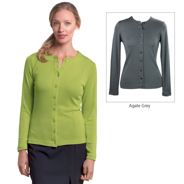 Merino Essentials Classic CardiganEnduring style made in New Zealand.Perfect for the office or everyday wear.- High, rounded neckline- Made from pure Merino rib knit in a 200gsm mid-weight- Easy care, machine washable