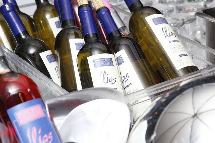 Homemade wine Ilias, available in white, red & rose -bio certified Greek product made with love by P.A.P Corp. - Find it online at www.papcorp.com