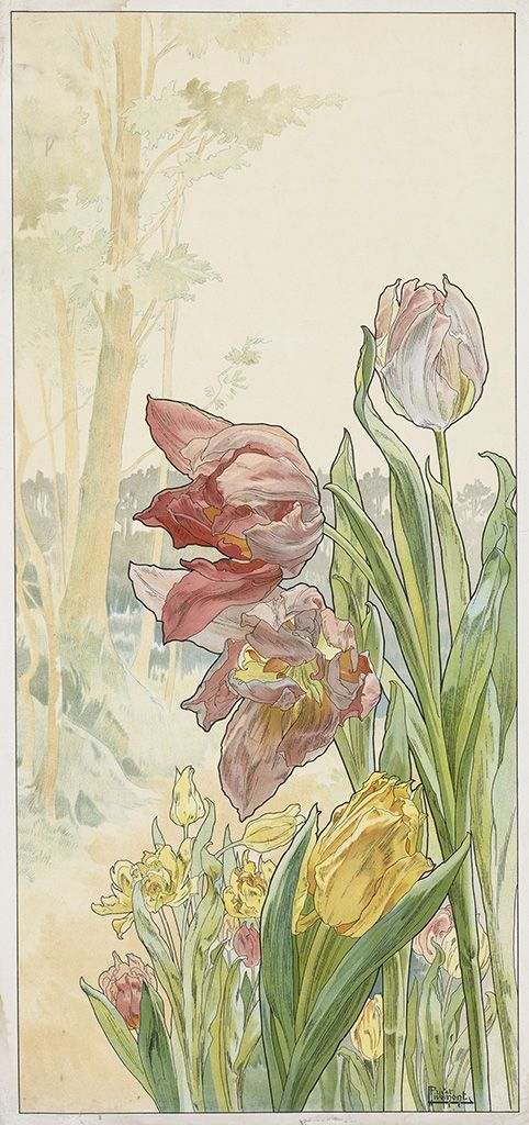 17 best images about botanical print inspiration on Fleurs pivoines