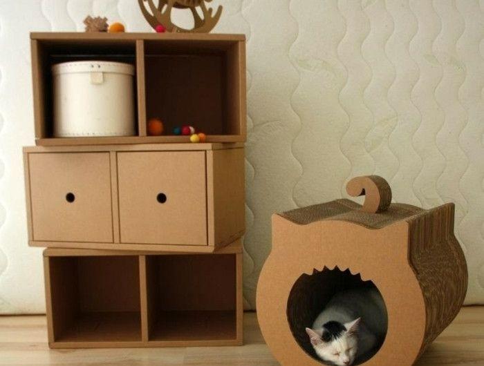 Les 25 Meilleures Id Es De La Cat Gorie Niche Pour Chat