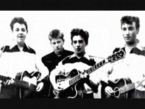 The Quarrymen - That'll Be The Day ~ This was the group formed by Lennon and McCartney BEFORE calling themselves the BEATLES. It sounds pretty neat for an old recording.