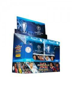 BOX SASZETEK CHAMPIONS LEAGUE 2014/15 ADRENALYN XL
