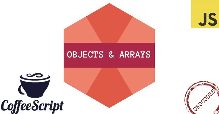 This video explains the ways in which you can define Objects and Arrays in CoffeeScript. It literally translates to perfect JavaScript