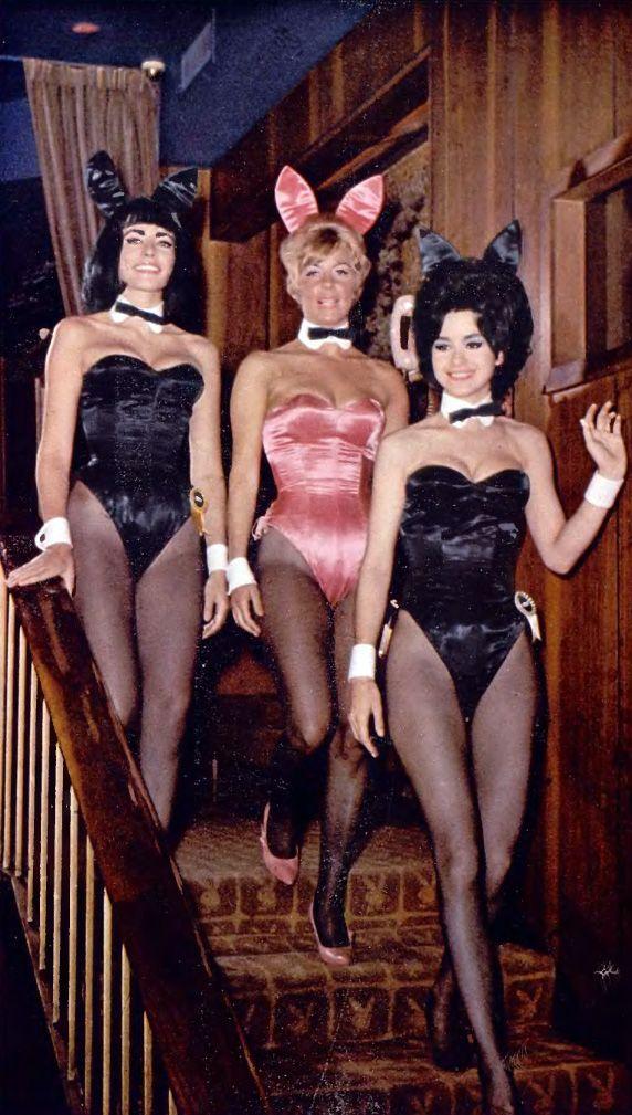 Playboy Bunnies Kitty Kavany Bea Payton And Kelly