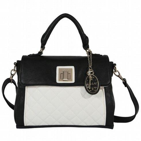 Ooh La La - Ooh La La Bags | Oohlala Handbags | Oohlala Designer Handbags | Oohlala Accessories | Oohlala Jewellery - OL-0234 MADISON TOP HANDLE TOTE