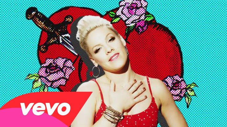 P!nk - True Love ft. Lily Allen She ALWAYS seem to know EXACTLY how I feel. That's why she's one of my favorites