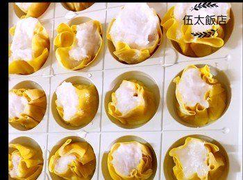 自製魚肉燒賣 by Bruno
