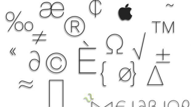 Come inserire i caratteri speciali su Mac