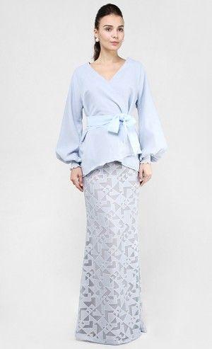 S.BAHARIM - Vianne Kurung in Blue