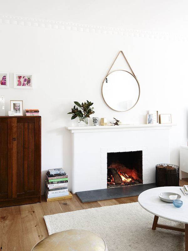 The Melbourne home of Mikayla Rose and family. Photo – Eve Wilson. Production – Lucy Feagins on thedesignfiles.net