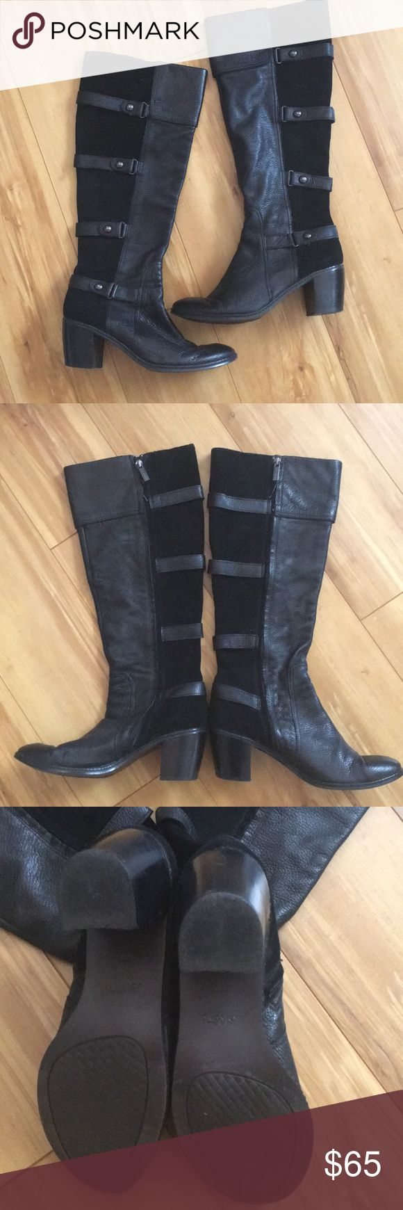 8 Circa Joan David Boots 8 Circa Joan David Boots. Size 8 1/2. Black. In great used condition. 8 Circa Joan David Shoes