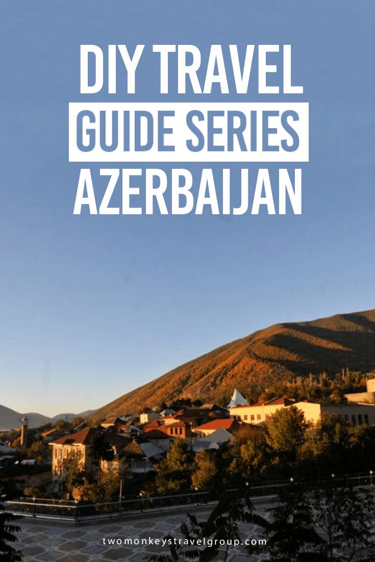 DIY Travel Guide to Azerbaijan Azerbaijan, the country where Sovietism and the Middle East are mixed up in the most chaotic way possible. Azerbaijan is an ex-Soviet, Muslim country. Physically, Azerbaijanis are a mixture between Iranians and Turks, but they wear Russian caps. They speak both Azerbaijani (a Turkish dialect) and Russian.