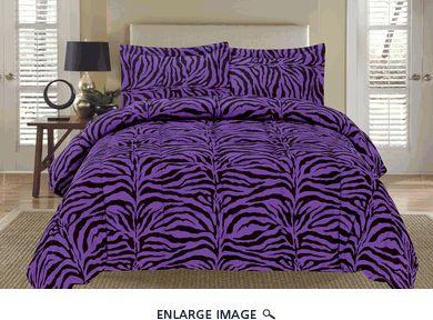 Girl Bedroom Ideas Zebra Purple 64 best bedding images on pinterest | room, bedroom ideas and bedrooms