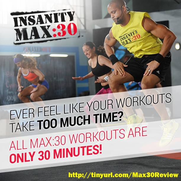 Hate long workouts but need to lose weight fast? Check out the Insanity Max 30 review here: http://www.onesteptoweightloss.com/insanity-max-30-review #Insanity2Max30