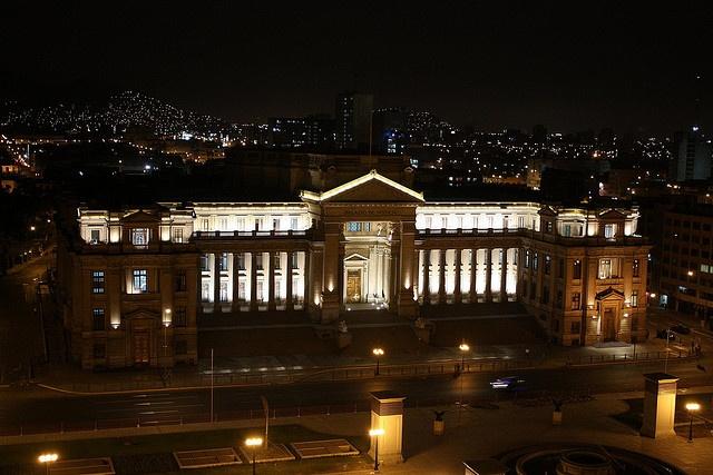 Palacio de justicia (Lima, Perú)