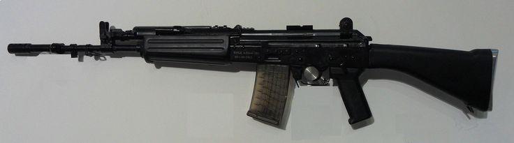 INSAS Black - INSAS rifle - Wikipedia, the free encyclopedia