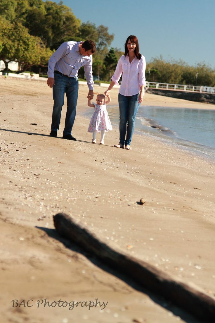 Playing on the beach - Brisbane Outdoor Lifestyle Family Photography