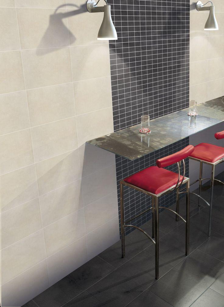 #Marazzi #Mercury Grey 25x38 cm CAI7 | #Feinsteinzeug #Einfarbig #25x38 | im Angebot auf #bad39.de 20 Euro/qm | #Fliesen #Keramik #Boden #Badezimmer #Küche #Outdoor