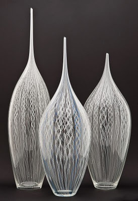 Katie Brown ~   Glass Artist ~ New Zealand