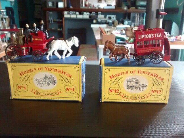 Dos bellezas de mi colección privada #matchbox