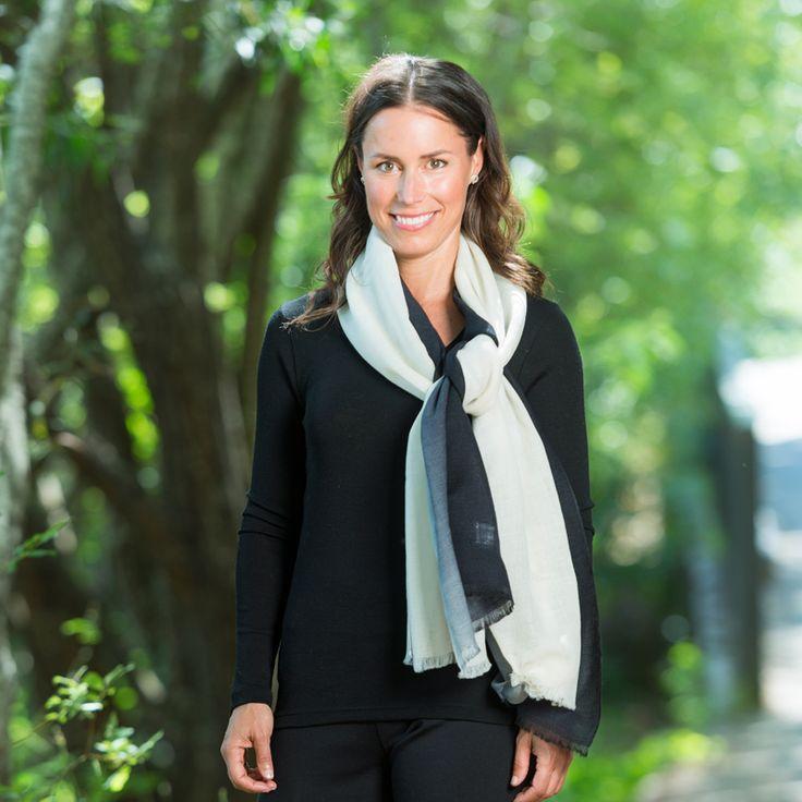 Wool Scarf Print Transfer Black http://www.creswickwool.com/accessories/scarfs/wool-scarf-print-transfer-black.html