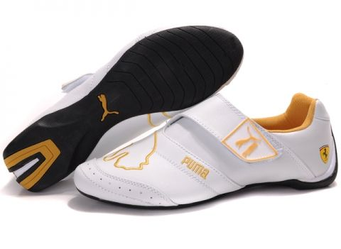 Discover the Mens Puma Baylee Future Cat Ii Shoes White Yellow Cheap To Buy  group at Pumaslides. Shop Mens Puma Baylee Future Cat Ii Shoes White Yellow  ...