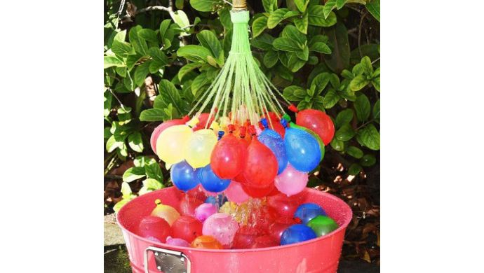 Easy Water Balloon Filler!