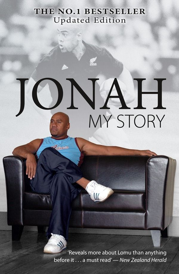 Jonah: My Story by Jonah Lomu from Whitcoulls