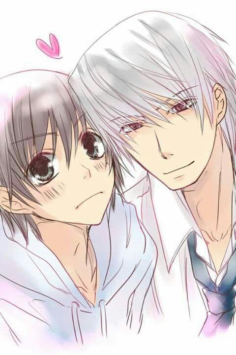 Aaaaahhhww Misaki and Usagi ❤