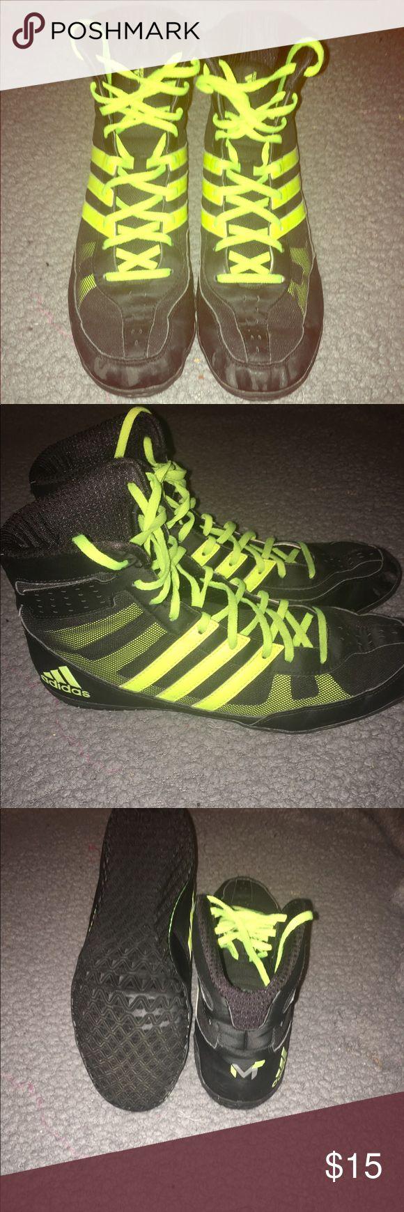 Wrestling shoes Men's wrestling / boxing shoes adidas Shoes Athletic Shoes