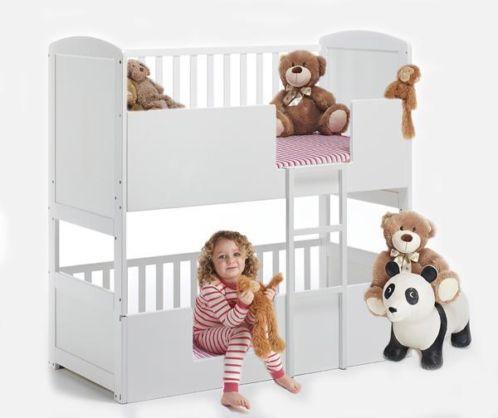 Een tweeling opkomst of een 2de- 3de- 4de kindje! Ruimte tekort? Dit is de ideale oplossing.