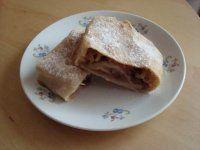 Jablkový štrúdl (závin)  - 4 recepty