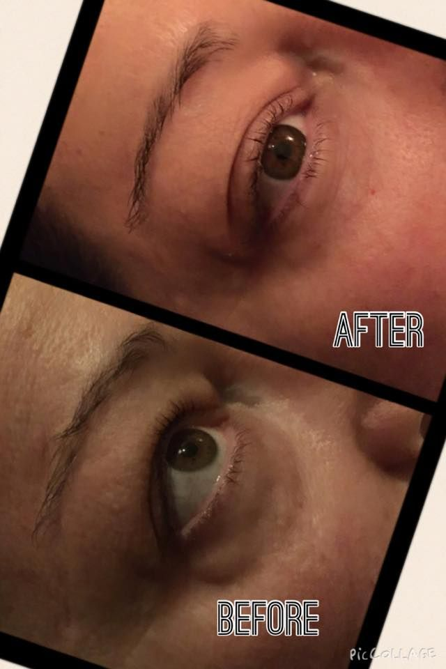 Eyebrow Sculpture and Colour for eyebrows!