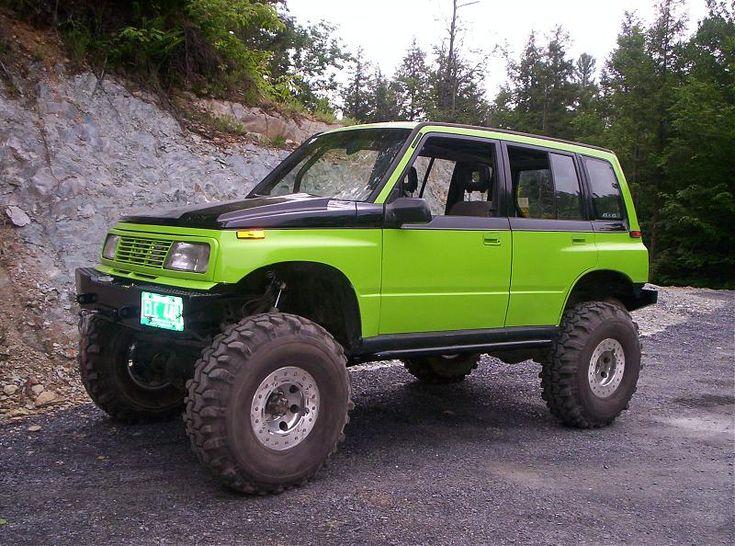 Auto Parts Suzuki Sidekick