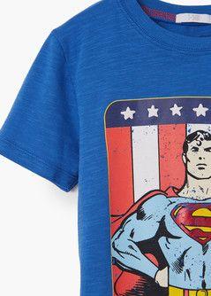 Katoenen superheld T-shirt