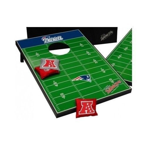 Patriots-Tailgate-Toss-Backyard-Games-College-Cornhole-Bag-Yard-Sport-FamilyFun